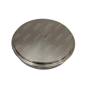 DIN11851 Hygienic Union Blank Liner Stainless Steel 304 316