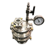"4"" Tri Clamp Stainless Steel Diamond Miner Crystallization Chamber"