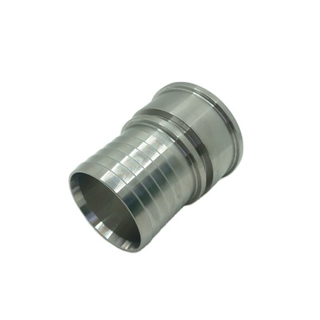 Sanitary Stainless Steel SMS Dairy Fittings Hose Adapter Liner End