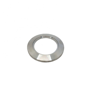 ISO-KF Stainless Steel Vacuum Blank Flange with Bore