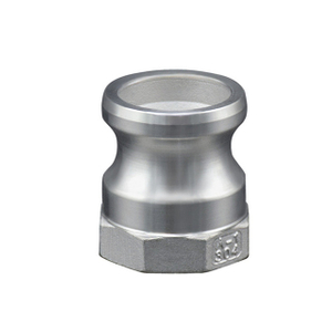 Type A Stainless Steel Cam And Groove Adapter