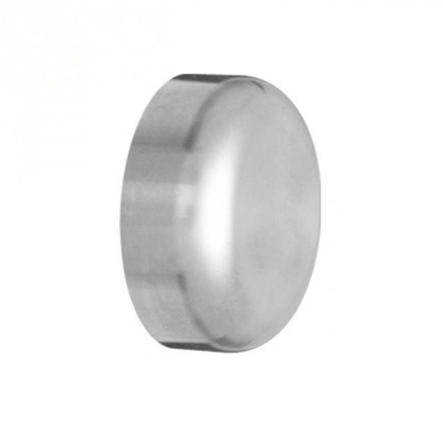 Solid Pipe End Cap-Stainless Steel 304/316L
