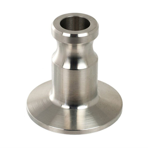 Tri Clover Compatible Cam Groove Male Plug Stainless Brewery Fitting