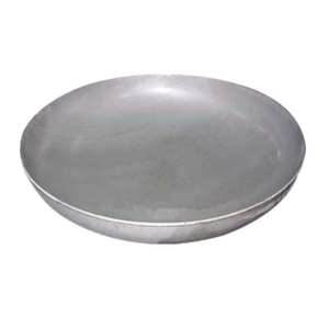 Stainless Steel Unpolished Shatter Plate Bottom Cap SS304/316