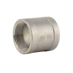 Stainless Steel Casting Coupling 150LB Threaed Fitting