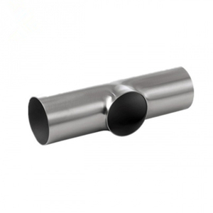 Sanitary DIN Standard Short Weld Tees-Stainless Steel 304/316L Polished