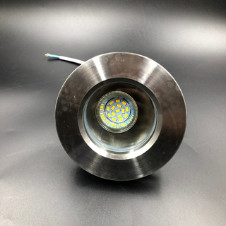 Sanitary Stainless Steel Explosion-proof Light Sight Glass LED Wire Type