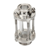 Sanitary Stainless Steel Triclamp Tubular Sight Glass