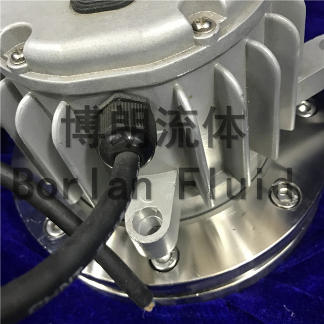 Sanitary Stainless Steel Explosion-proof Flanged Light Sight Glass