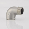 Stainless Steel Male to Female 90 Degree Elbow 150LB Threaed Fitting