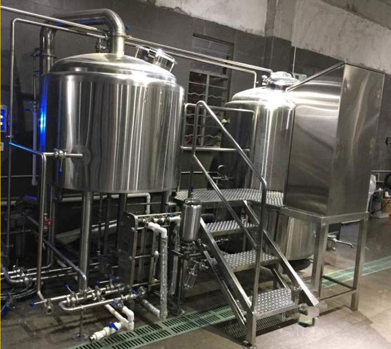 How much does a micro brewery system cost?