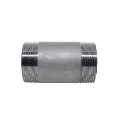 Stainless Steel Barrel Nipple 150LB Threaed Fitting