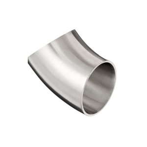 Sanitary Stainless Steel Welding 45 Degree Short Elbows