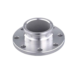 Stainless Steel Male Adapter X 150# Flanged Cam Lock Coupling
