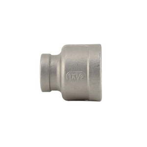Stainless Steel Reducing Socket 150LB Threaed Fitting