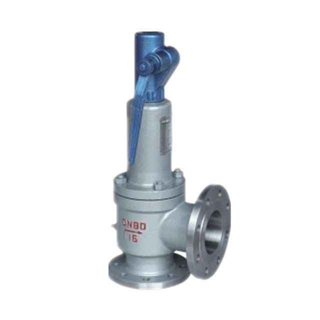 Stainless Steel Safety Relief Valve- A Pressure Relieving Device