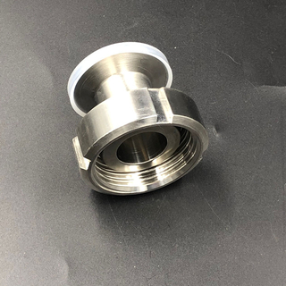 Sanitary Stainless Steel Tri-Clamp to Female Adapter